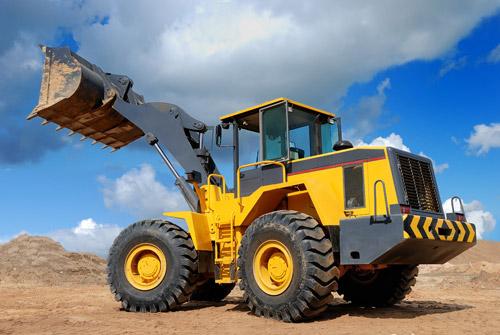 equipment heavy: