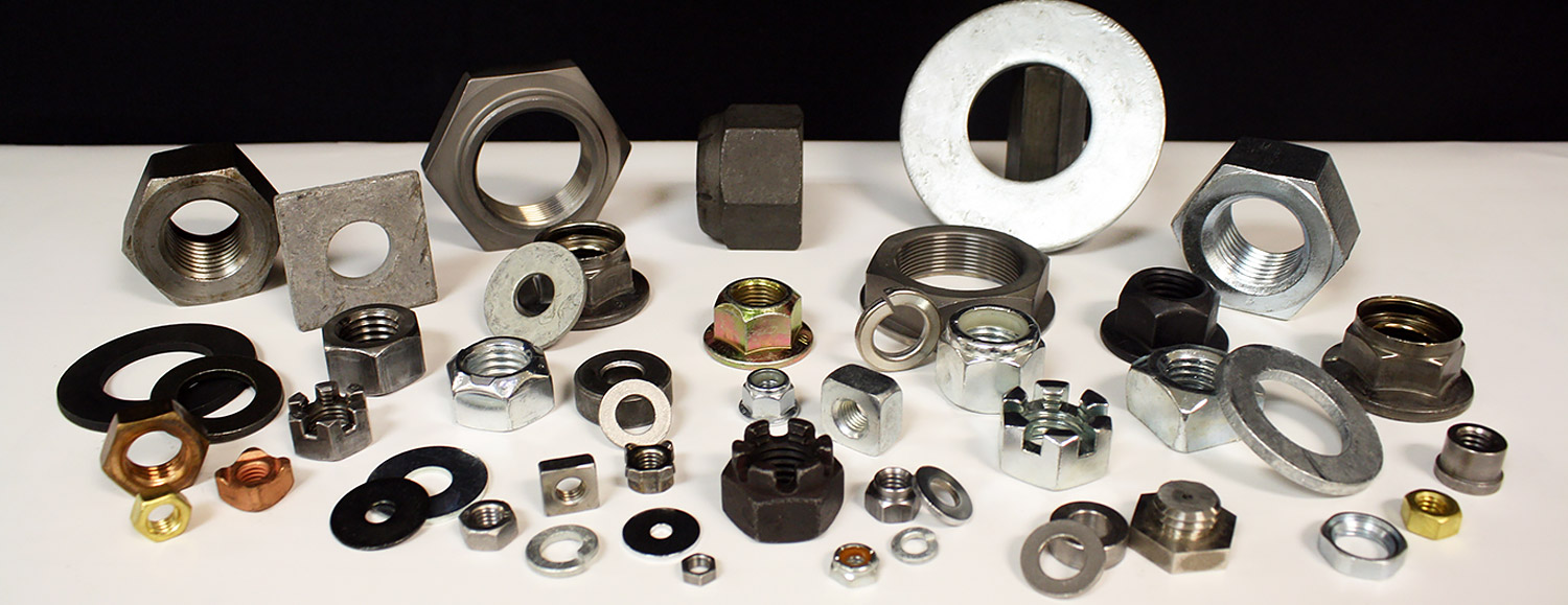 Custom Bolts, Nuts, Washers | National Bolt & Nut Corp